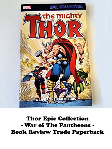 Review: Thor Epic Collection