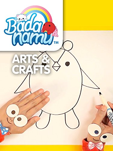 Badanamu Arts & Crafts EP6: Let's Draw Punk
