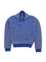 Pinko Jersey (Azul Eléctrico)