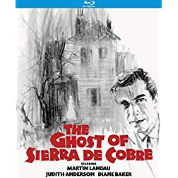 The Ghost of Sierra de Cobre [Blu-ray]