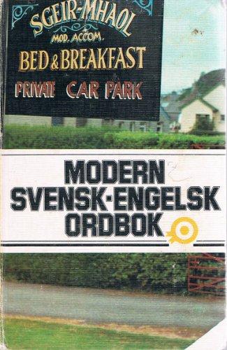 Swedish-English Modern Dictionary
