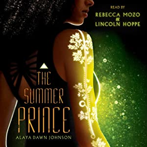 The Summer Prince Audiobook
