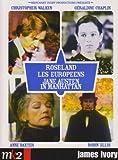 echange, troc Coffret James Ivory, amériques (Roseland / Les européens / Jane Austen in Mahhattan)