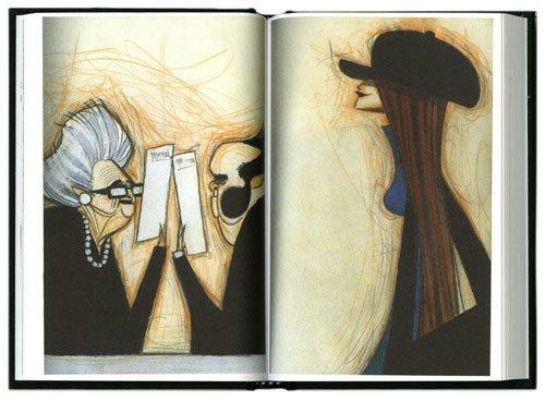 Nicolas Marlet Sketchbook Limited Edition