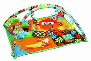 Infantino Monkey's Jungle Retreat Play Mat (Discontinued by Manufacturer) (Discontinued by Manufacturer)