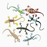 Fun Express Vinyl Lizard Assortment (4 Dozen)