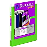 Avery Durable View Binder with 1 inch Ring, Green, 1 Binder (17832)