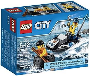 2-Pk. LEGO City Tire Escape 47-Pcs. Building Toy Set