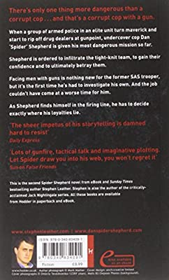 Soft Target: The 2nd Spider Shepherd Thriller