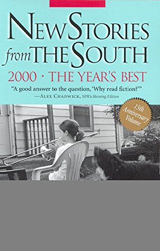 New Stories From The South 2000: The Year'S Best front-967803
