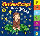 img - for Curious George Good Night Book (CGTV Tabbed Board Book) book / textbook / text book