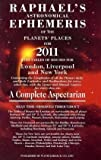 img - for Raphael's Astronomical Ephemeris 2011 (Raphael's Astronomical Ephemeris of the Planets' Places) book / textbook / text book
