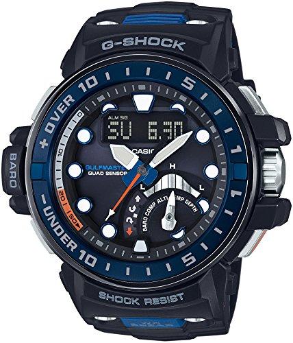 Casio G-Shock GWN-Q1000-1AJF Gulfmaster Tough Solar / Movement Multiband 6
