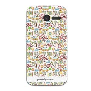 Designer Phone Covers - Moto X-cartoonicon bg
