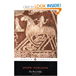 Amazon.com: The Prose Edda: Norse Mythology (Penguin Classics ...