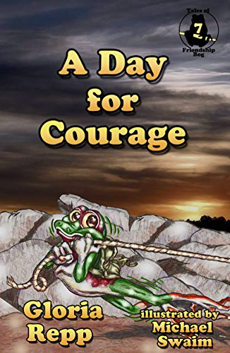 A Day For Courage by Gloria Repp ebook deal