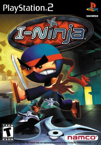 I-Ninja - PlayStation 2 (Ps2 Ninja Games compare prices)