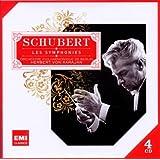 Schubert : Symphonies (Coffret 4 CD)