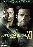 SUPERNATURAL XI <イレブン・シーズン> コンプリート・ボックス(12枚組) [DVD] ランキングお取り寄せ