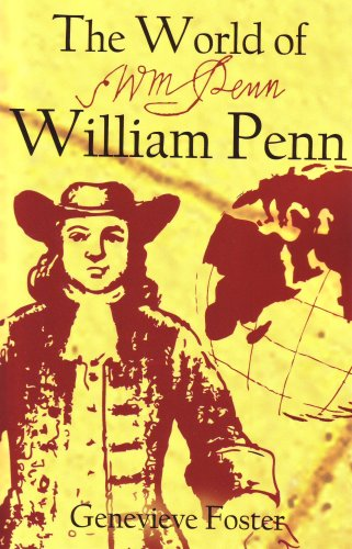 The World of William Penn, Genevieve Foster