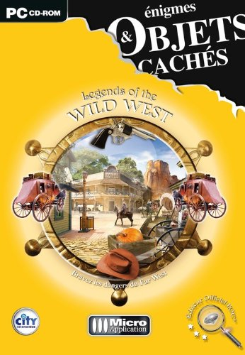 Enigmes & Objets Cachés : Legends of the Wild West