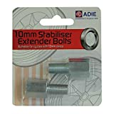 Adie Stabiliser Extension Bolts 10mm (Pair)