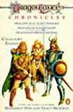 Margaret Weis Dragonlance Chronicles: Dragons of Autumn Twilight, Dragons of Winter Night, Dragons of Spring Dawnin (TSR Fantasy)