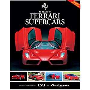 60 Years of Ferrari Supercars 2nd Edition