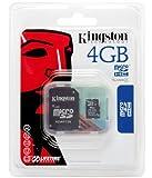 4GB microSD memory for LG VX8560 Chocolate 3 Phone