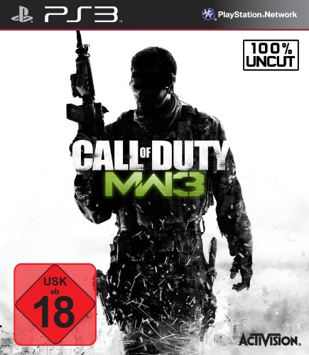 Call of Duty: Modern Warfare 3 [German Version]