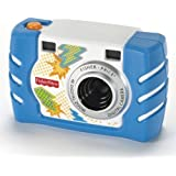 Kid Tough And Built To Survive Drop, After Drop, After Drop Fisher Price Kid Tough Digital Camera Blue
