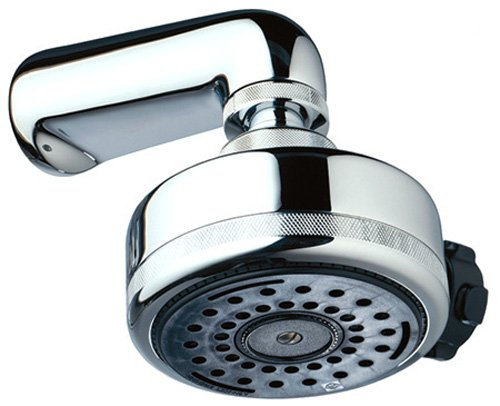 grohe 28 206 000 relexa deluxe champagne spray shower head starlight chrome review