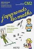 echange, troc Rémi Brissiaud, Pierre Clerc, François Lelièvre, André Ouzoulias - Pack J'apprends les Maths CM2 : Manuel et Fichier d'activités
