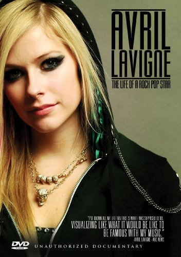 Avril Lavigne: Life Of A Rock Pop Star [DVD] [2011] [NTSC] [Edizione: Regno Unito]