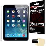 [2 Pack] TECHGEAR® Apple iPad Air & iPad Air 2 (iPad 5 & 6) ANTI GLARE / MATTE LCD Screen Protectors With Cleaning Cloth & Application Card