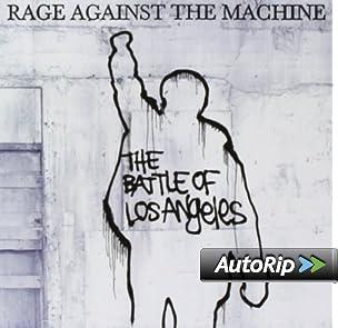 Battle of Los Angeles : Rage Against The Machine  : Musique