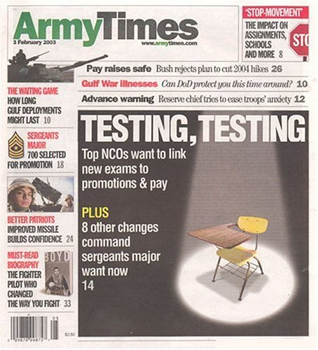 Best Price for Army Times Magazine Subscription