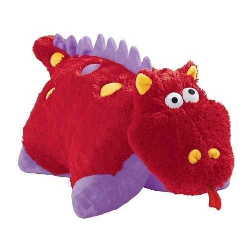 Small Dragon Plush Pillow