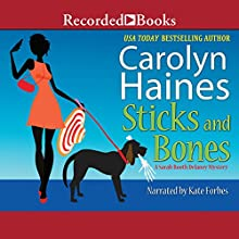 Sticks and Bones | Livre audio Auteur(s) : Carolyn Haines Narrateur(s) : Kate Forbes