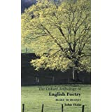 "The Oxford Anthology Of English Poetry: Volume II: Blake to Heaney: 002von ""John Wain"""