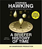 By Stephen Hawking, Leonard Mlodinow: A Briefer History of Time [Audiobook]