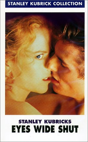 Eyes Wide Shut [VHS]