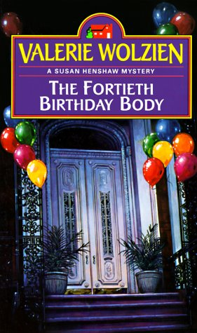 Image for Fortieth Birthday Body : A Suburban Mystery