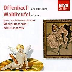 Offenbach: Gaite Parisienne / Waldteufel: Waltzes