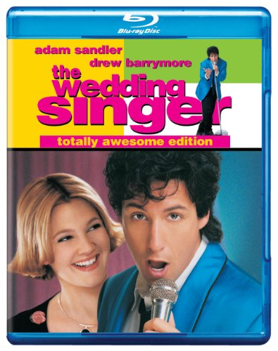 Cover art for  The Wedding Singer (Totally Awesome Edition) [Blu-ray]