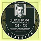 Charlie Barnet: 1933-1936