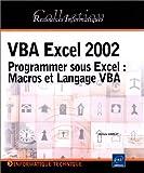echange, troc Michèle Amelot - VBA Excel 2002