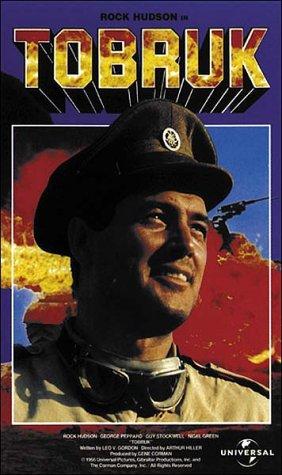 Tobruk [VHS]