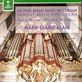 Oeuvres célèbres pour orgue