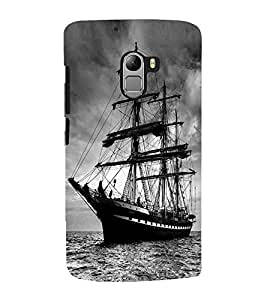 SAIL BOAT Designer Back Case Cover for Lenovo K4 Note